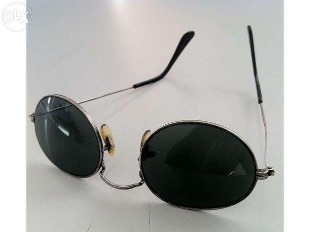 Ray Ban Oculos antigos de coleção lentes B&L