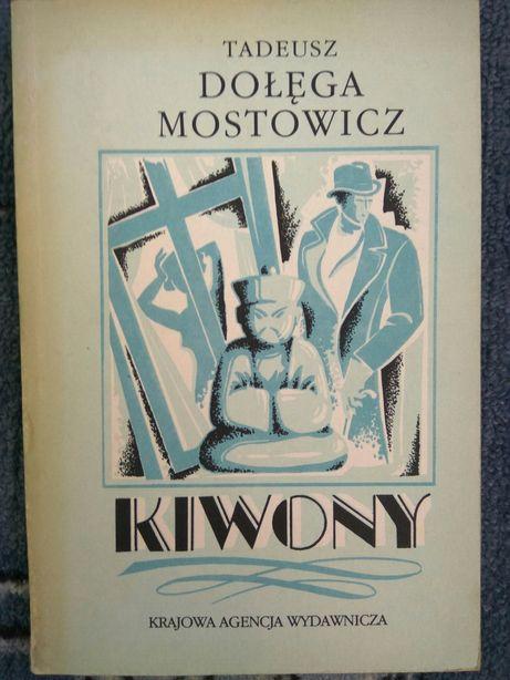 Tadeusz Dołęga Mostowoicz, Kiwony 1986