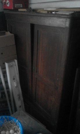 Sprzedam szafę bieliźniarkę komoda witryna drewnianą dębowe dąb antyk