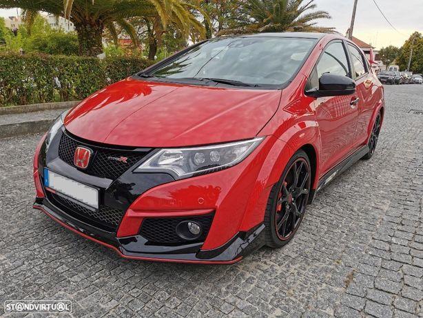 Honda Civic 2.0 i-VTEC Type-R GT