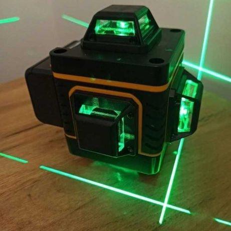Доставка бесплатная Лазерный Уровень Pracmanu 4D 16 линий Новый