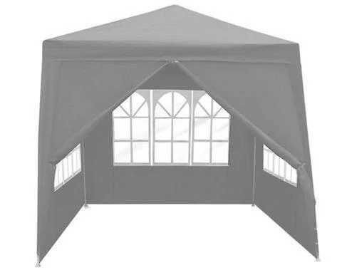 Садовый павильон шатер 3х3 м + 4 стены палатка садовая тент Польша