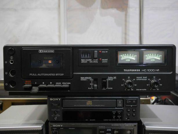 Дека TELEFUNKEN HC-1000 hi-fi