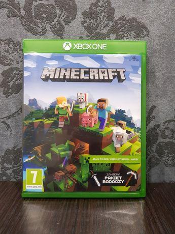 Minecraft  + Pakiet Badaczy PL Xbox One