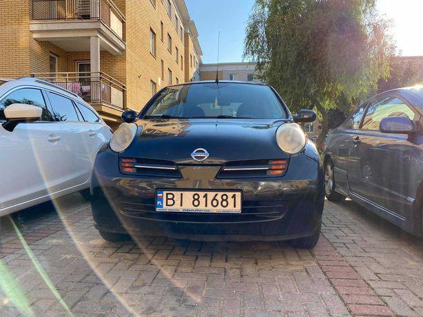 Nissan Micra 2004r 141 tysięcy przebiegu