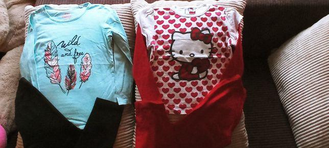 Piżamka piżamki Lupilu Hello Kitty zestaw 110/116