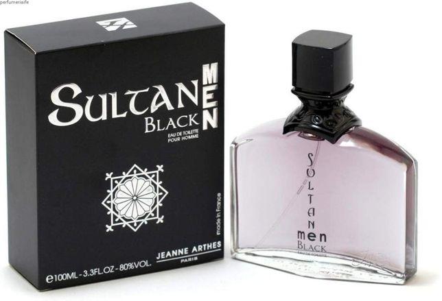 Jeanne Arthes Sultane Black 100 Ml Edt Produkt
