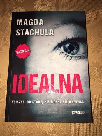Magda Stachula Idealna Bestseller 2016