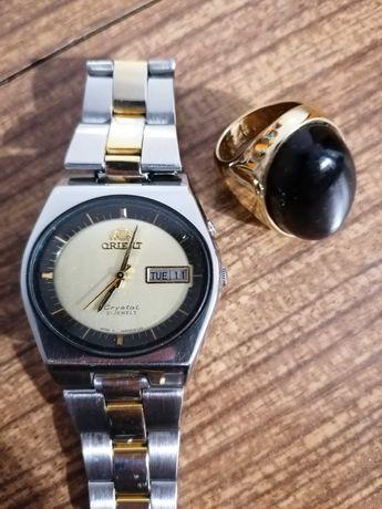 Relógio Orient Automático novo + prenda