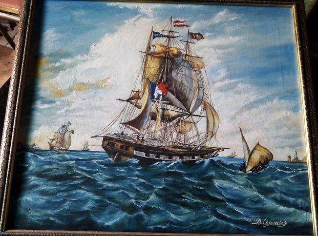 Картина флагман