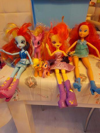 My littel pony lalki