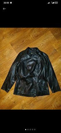 Куртка 44 р. Кожзам