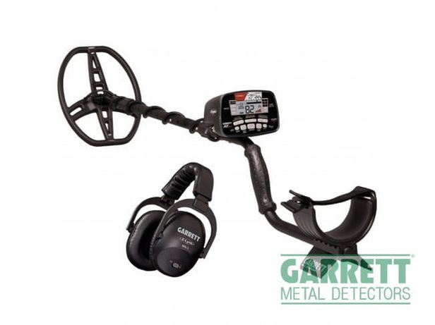 Металлоискатели Garrett » Металлоискатель Garrett AT MAX с наушниками