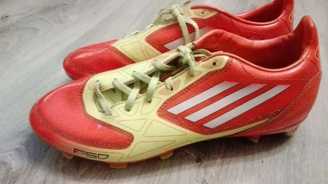 Buty piłkarskie korki,lanki Adidas F50