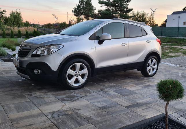 Opel Mokka,Salon PL, 1.6 benzyna, bezwypadkowy, felgi 18 cali!