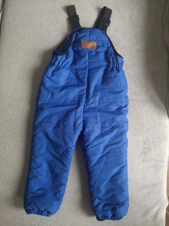 Spodnie zimowe 92 - 98 Zara