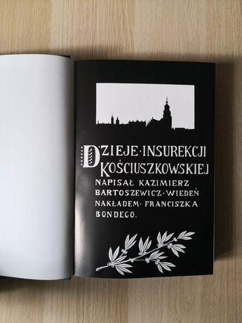 Dzieje Insurekcji Kościuszkowskiej - Kazimierz Bartoszewicz