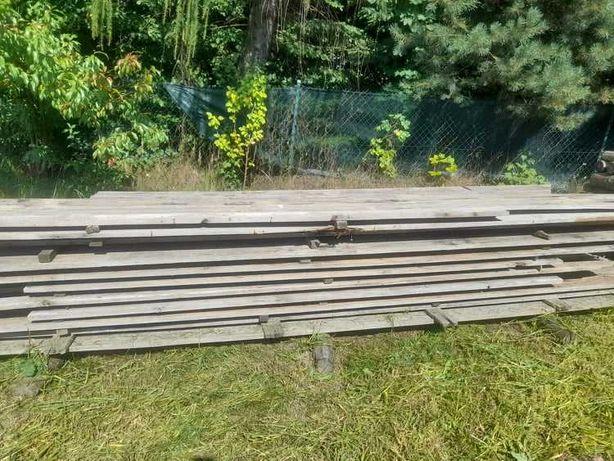 Deski szalunkowe/ budowlane