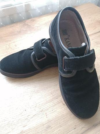 Шкіряні туфлі. Туфли