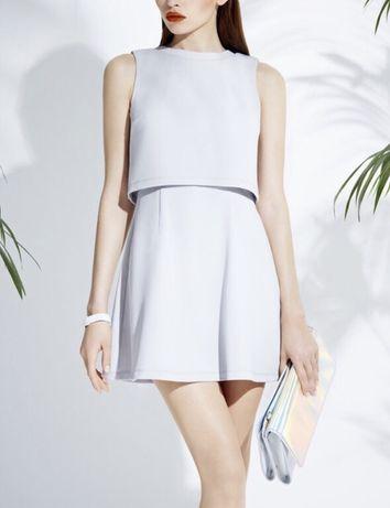 MOHITO sukienka biała r.XS 32