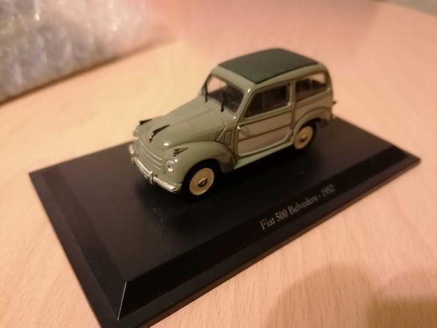 Fiat 500 belvedere 1:43