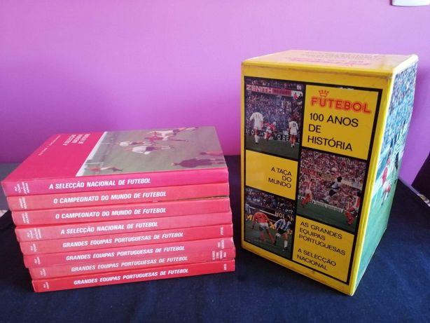 Enciclopédia de Futebol antiga