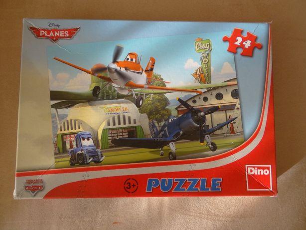 Puzzle z bajki Samoloty Disney Planes