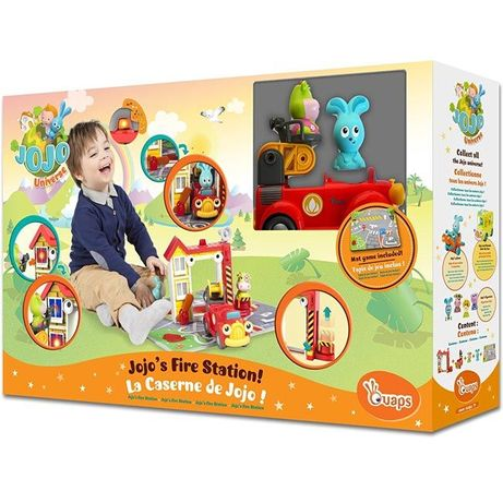 Zabawka Edukacyjna Interaktywna Straż Pożarna Nowy zestaw