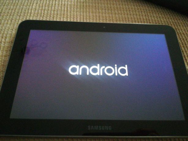 Tablet Samsung,Galaxy Tab 8.9 + capa + teclado