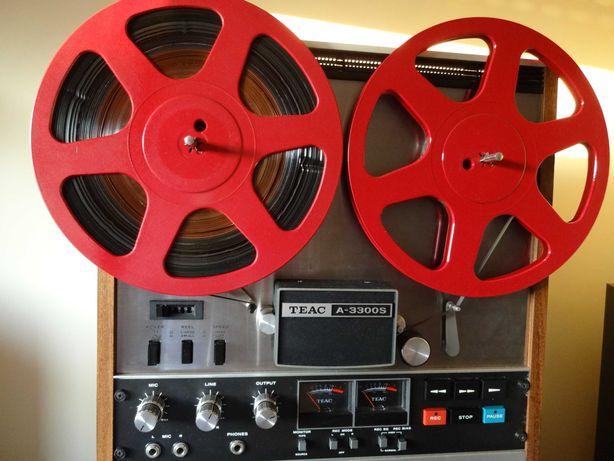 Magnetofon Szpulowy TEAC A-3300S