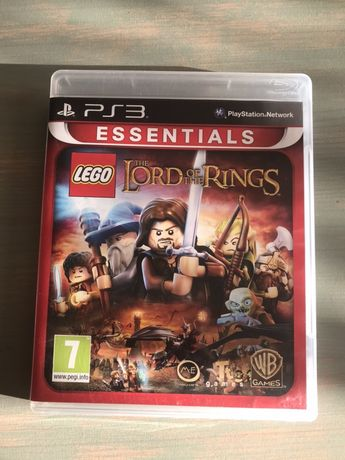 Gra na ps3 lego the lord of the rings