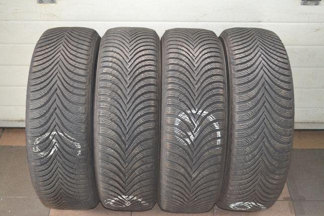 Opony Zimowe 205/60R16 92H Michelin Alpin 5 x4szt. nr. 2400z