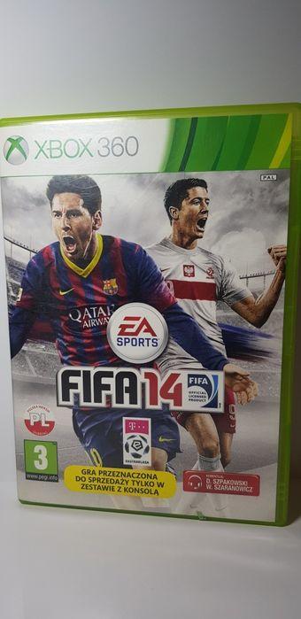 Fifa 14 na Xbox 360 Świnoujście - image 1