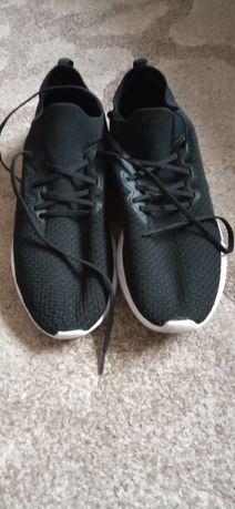 Buty męskie czarne 4f