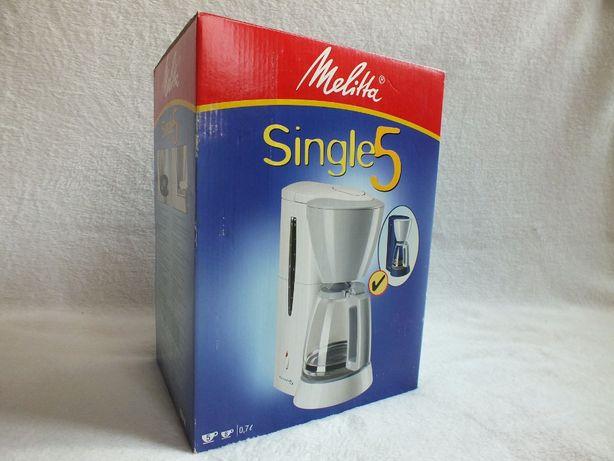 Ekspres przelewowy Melitta Single 5 650W W oryg. kartonie