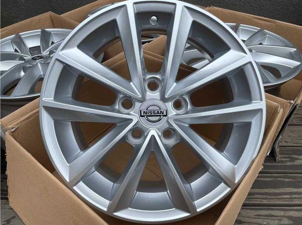 Felgi aluminiowe 16cali Nissan Juke Leaf Primera Qashqai X-Trail nr657