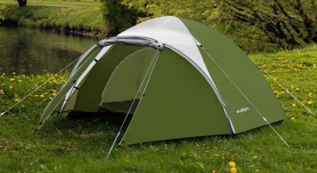 Хит! Палатка 3-х местная двухслойная Presto Acco 3 PRO. Польша!