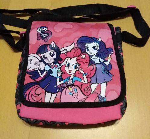 Nowa torebka dziewczęca