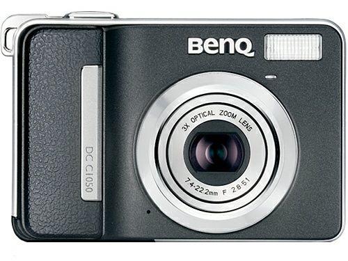Benq dc c1050 máquina fotográfica