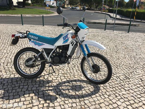 Yamaha DT  lc