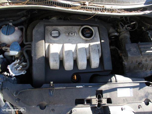 Motor para Seat Altea 1.9 tdi (2007) BJB