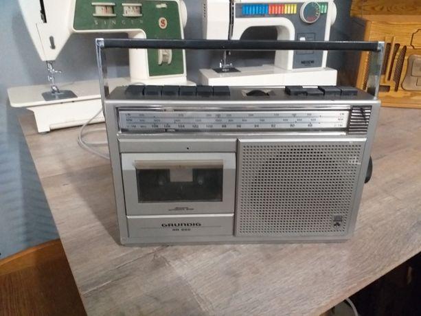Radiomagnetofon Grundig RR 250A Vintage Klasyk