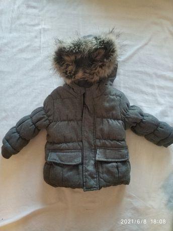 Куртка детская 6 месяцев