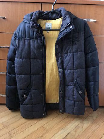 Зимова куртка 148 см Куртка зимняя