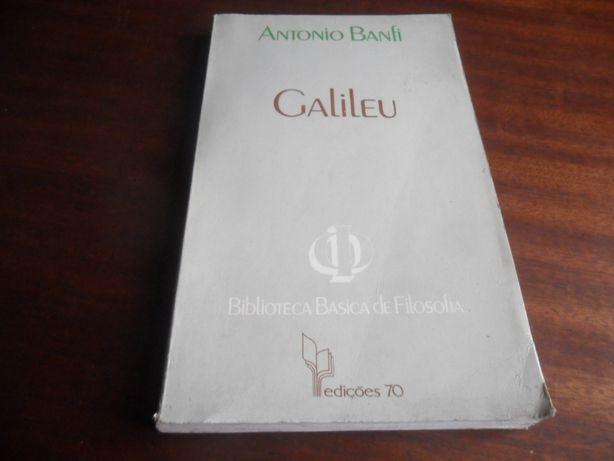 """""""Galileu"""" de António Banfi"""