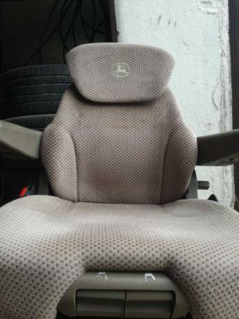 Pneumatyczny fotel siedzenie GRAMMER MSG95 John Deere R M PREMIUM SE