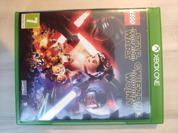LEGO star wars przebudzenie mocy PL płyta Xbox one x s fat series x