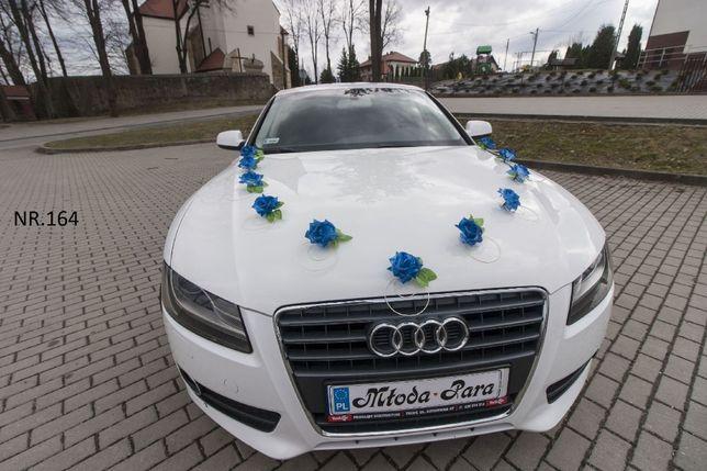 Dekoracja/stroik/ozdoba/samochód/ślub/wesele/auto