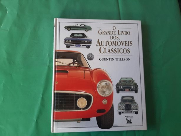 O grande Livro dos automóveis clássicos