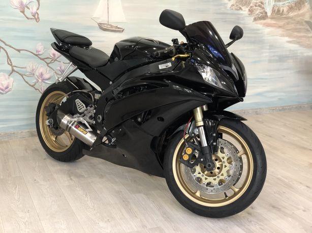 Yamaha R6 2009 (Akrapovic)